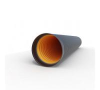 Гофрированные двухслойные трубы Hydro16