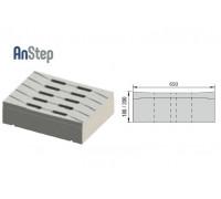 Решетка бетонная лотковая 500 А15-Е600