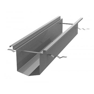 Прямоугольный водоотводный лоток Wh 100