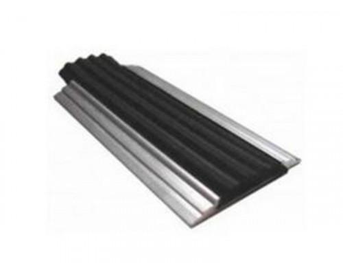 Алюминиевая полоса с резиновой вставкой