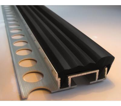 Алюминиевый закладной профиль «SafeStep»