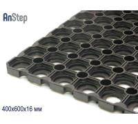 Резиновый ковер Домино 400 х 600 х 16 мм