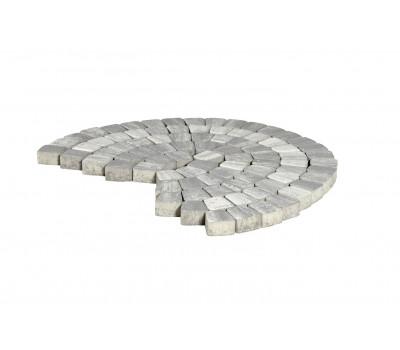 Тротуарная плитка Классико круговая