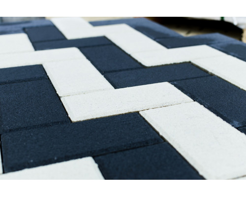 Тротуарная плитка Прямоугольник