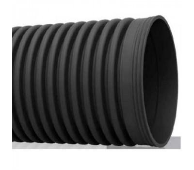 Гофрированные двухслойные трубы Magnum Black