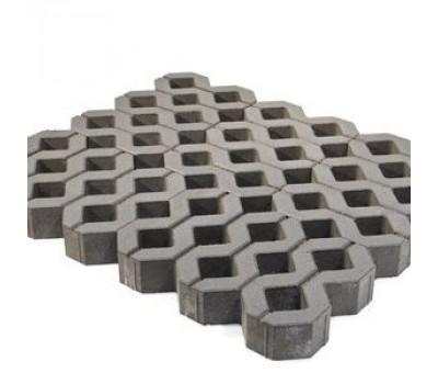 Бетонная газонная решетка «Меба»
