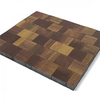 Тротуарная плитка Старый Город Ландхаус Color Mix Тип 24 «Сафари»