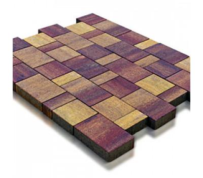 Тротуарная плитка Старый Город Ландхаус Color Mix Тип 3 «Мальва»