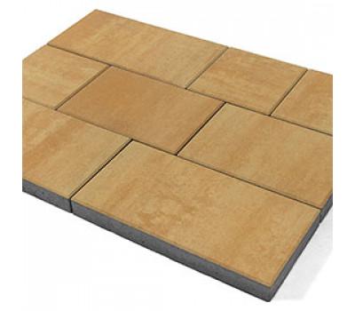Тротуарная плитка Триада Color Mix Тип 28 «Сахара»