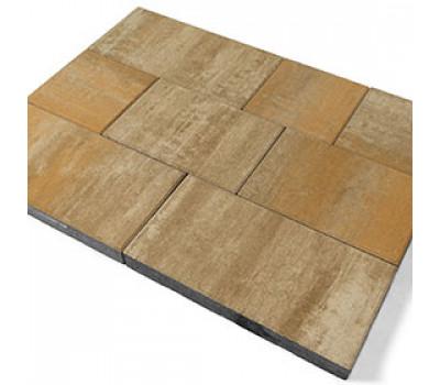 Тротуарная плитка Триада Color Mix Тип 29 «Плато»