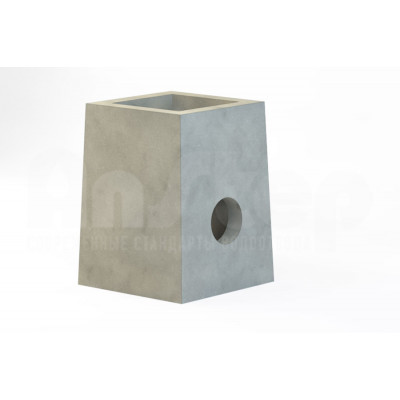 Дождеприемник бетонный ДК Plus 30/30