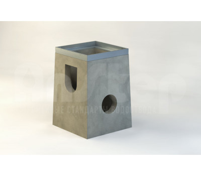 Дождеприемник бетонный ДК Light 30/30